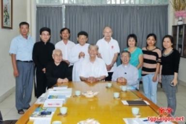 Ban MV Đối Thoại Liên Tôn TGP: Hợp tác phục vụ người nghèo