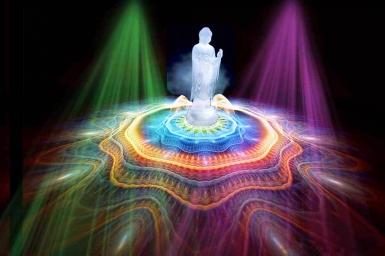 Hành giả niệm Phật