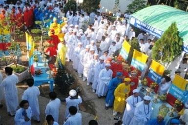 Con đường sứ mạng phụng sự nhân sinh của người tín hữu Cao Đài