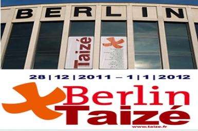 30.000 Bạn trẻ Âu châu họp mặt cầu nguyện Đại Kết Taizé tại Berlin