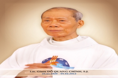Nhà sử học của dòng Tên Việt Nam đã về với Chúa