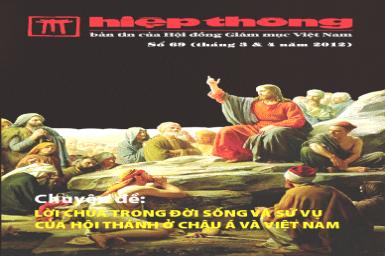 Bản tin Hiệp Thông số 69 của Hội đồng Giám mục Việt Nam