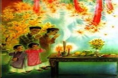 Mồng một Tết: Cầu bình an cho năm mới