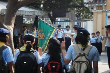 Ban Thanh Thiếu Nhi Minh lý Thánh Hội tổng kết cuối năm