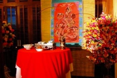 Phật giáo hóa lễ cúng giao thừa tại tư gia