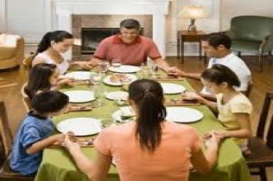 Bữa ăn của những người tin