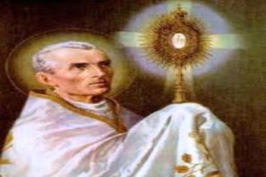 Thánh Eymard: tông đồ Thánh Thể