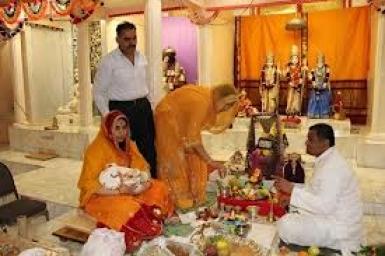 Nghi lễ đời người trong các tôn giáo Ấn Độ