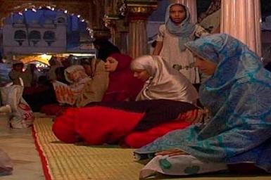 Phụ nữ trong Islam - Hôn nhân