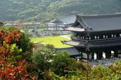 Vương Đường Phật Giáo tại Hyogo - Nhật Bản: công trình kiến trúc với những kỷ lục