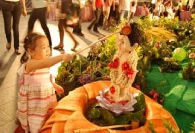 Tìm hiểu về Lễ tắm Phật