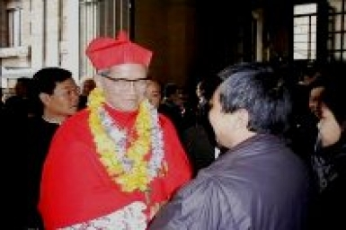 Lễ giỗ thứ XI của Hồng y P.X Nguyễn Văn Thuận (16/9)