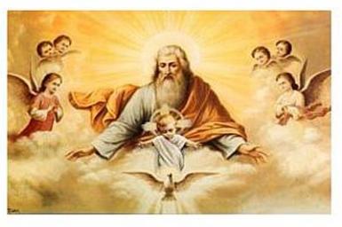 Tình Chúa Ba Ngôi