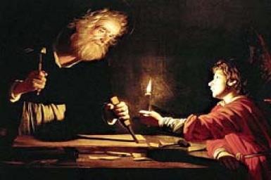 Thánh Giuse : người Israel gương mẫu Phụng thờ một mình Thiên Chúa