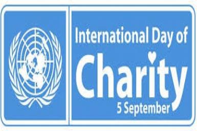 Thế giới cử hành Ngày Quốc tế Từ thiện lần đầu tiên (5.9.2013)