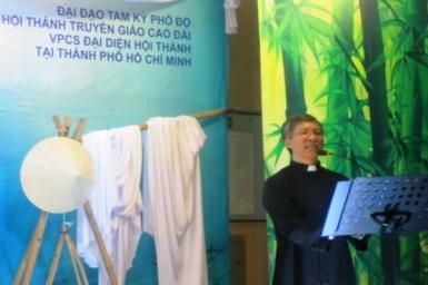 Khai Đạo và Khai Tâm: Phát biểu của Ban Mục Vụ Đối thoại Liên tôn tại Thánh Thất Từ Vân