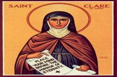 Sứ điệp của Thánh Clara vẫn mang tính thời sự sau 800 năm