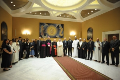 Hội nghị của Ủy ban Liên lạc Hồi giáo-Công giáo tại Roma