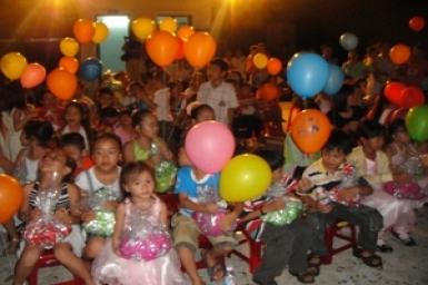 Tản mạn về vui tết Trung Thu 2012