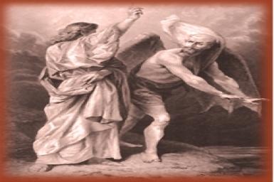 Chúa Giêsu chịu cám dỗ: TM Chúa Nhật I Mùa Chay bằng hình ảnh