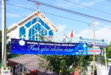 19g tối 29/12/2011: Trực Tiếp Chương Trình Truyền Giảng Giáng Sinh Tại Tây Ninh