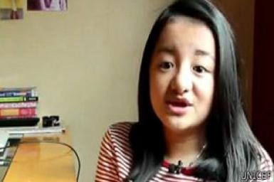 Nữ sinh khuyết tật Việt Nam là ngôi sao toàn cầu