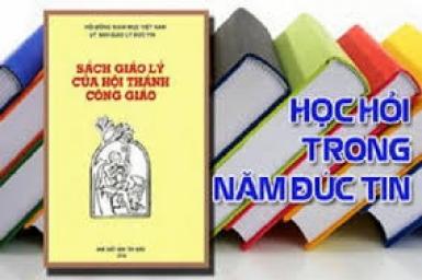 Tìm hiểu Sách GLHTCG – Phần II: Các bí tích - Bài 28. Bí tích của các bí tích