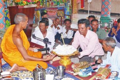 Tết cổ truyền Chôl Chnăm Thmây của đồng bào Khmer