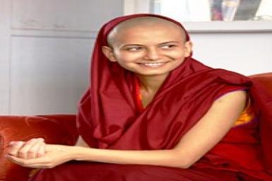 Người Mẫu Kohinoor Singh & Sư Cô Losang Dolma