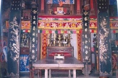 Tín ngưỡng thờ tổ tiên/ông bà ở Quảng Nam - Đà Nẵng
