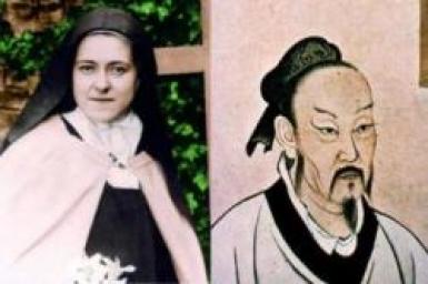 Thánh nhân nơi Têrêsa Hài Đồng Giêsu và theo quan niệm Trang Tử