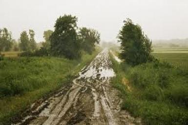 Đường bùn lầy
