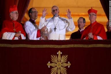 Đức Giáo hoàng Phanxicô: Đôi dòng tiểu sử