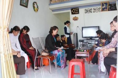 Đà Nẵng: Hiệp nguyện Mục sư, Truyền đạo