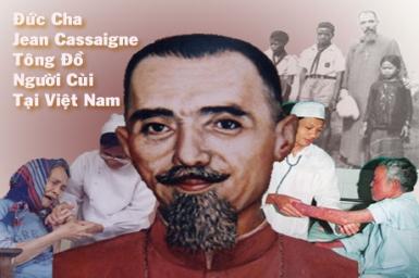 Sống Nhân Ái: ĐGM phong cùi Jean Cassaigne-Gioan Sanh (1895-1973)