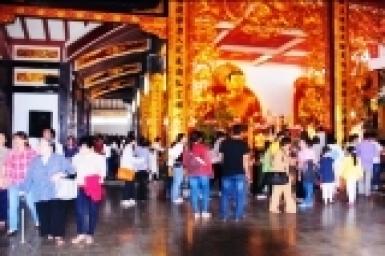 Lễ chùa rằm tháng giêng & cúng sao giải hạn