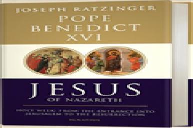 Quyển sách thứ ba của Joseph Ratzinger –Bênêđictô XVI sẽ ra mắt vào lễ Giáng sinh