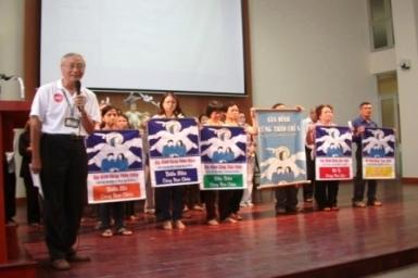 Hội ngộ các Hiệp hội Gia đình 2011
