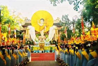 Cảm niệm Phật đản