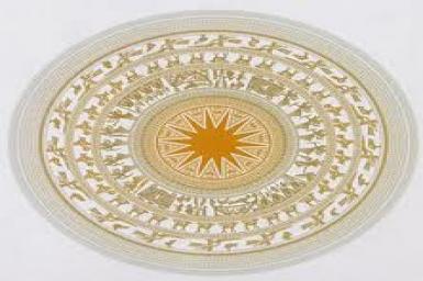 Sứ điệp Trống Đồng (7) - Ý nghĩa vòng đồng tâm trên mặt trống