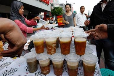 """Iftar - Bữa """"xả chay"""" của người Hồi giáo"""