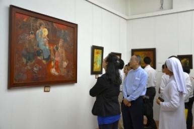 Bộ sưu tập nghệ thuật của cố linh mục Đa Minh Trần Thái Hiệp