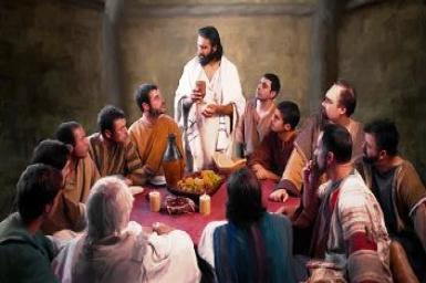 ``Điều răn mới``: Tin Mừng CN V Phục sinh bằng hình ảnh