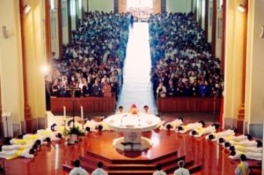 Kinh cầu cho các Linh mục