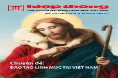 """Bản tin Hiệp Thông 70 của HĐGMVN: """"Đào tạo linh mục – Định hướng và Chỉ dẫn"""""""