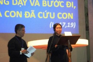 Bài phát biểu của đại diện PKTT Tam Tông Miếu nhân ngày QT Bệnh nhân 2012