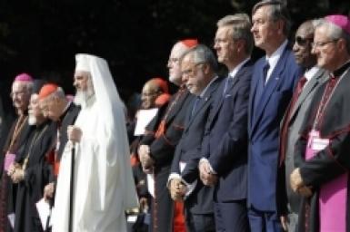 Sứ điệp ĐGH Bênêđictô XVI gửi các tham dự viên cuộc gặp gỡ hòa bình tại Munich