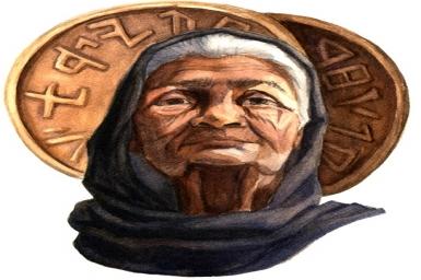 Đồng tiền của bà góa nghèo: Tin Mừng CN XXXII TNB bằng hình ảnh
