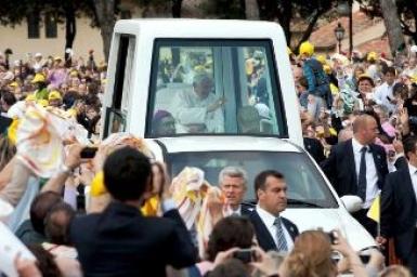 Đức Giáo hoàng viếng thăm mục vụ vùng Toscana - Italia