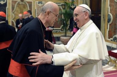 Đức hồng y Tarcisio Bertone mãn nhiệm Quốc vụ khanh Tòa Thánh